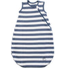 Ecolino Organic Cotton Baby Sleep Bag or Sack, Deep Blue