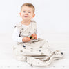 4 Season Baby Sleep Bag, Merino Wool, 2 Months - 2 Years, Boats