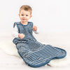 4 Season Ultimate Toddler Sleep Bag, Merino Wool, 2 - 4 Years, Navy Blue
