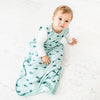4 Season Baby Sleep Bag, Merino Wool, 2 Months - 2 Years, Whales