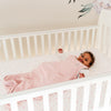 4 Season Baby Sleep Bag, Merino Wool, 2 Months - 2 Years, Rose