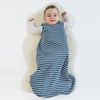 4 Season Basic Baby Sleeping Bag, Merino Wool, Navy Blue