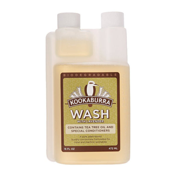 Kookaburra Wool Wash with Lavender (16-Ounce)