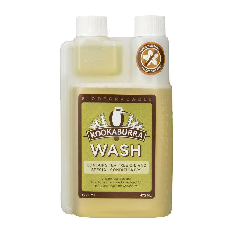 Kookaburra Wool Wash Non-Scented (16-Ounce)