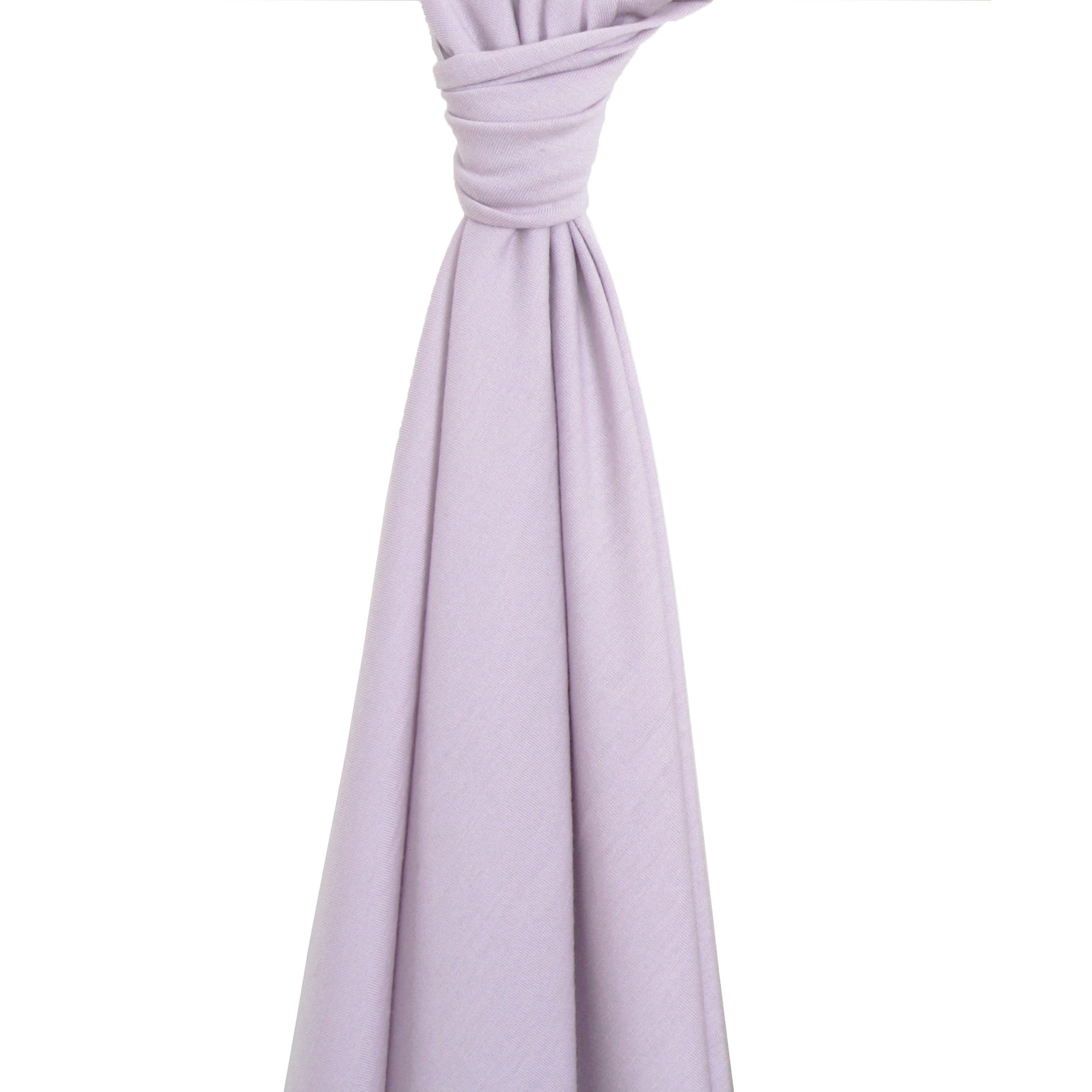 Swaddle Blanket, Merino Wool, Newborn to 3 Months, Lilac