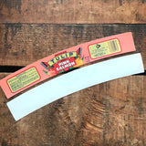Vintage Food Labels - Set of 5 - Vintage Labels, NOS Labels, Junk Journal, Paper Ephemera, Vintage Advertising, Altered Art, Craft Supplies