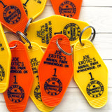 Tiger King Key Tag / Keychain - Joe Exotic, Joe Exotic's Animal Park
