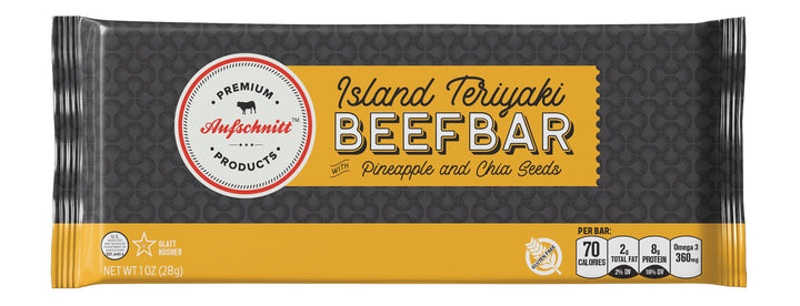 Beef Bar - Island Teriyaki