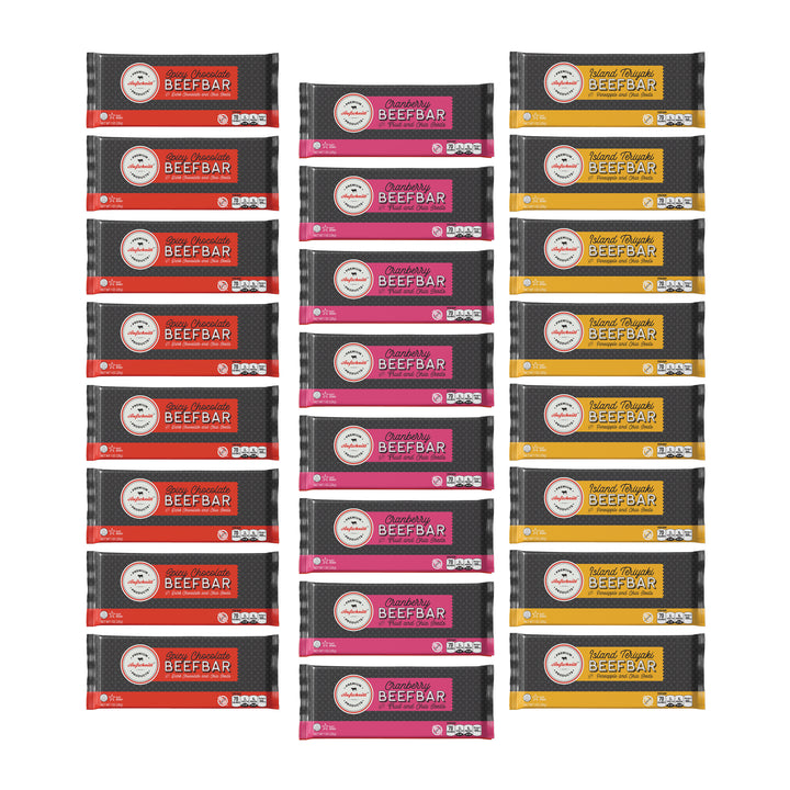 Beef Bar 24 Pack