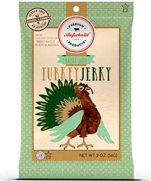 Basil Lime Turkey Jerky
