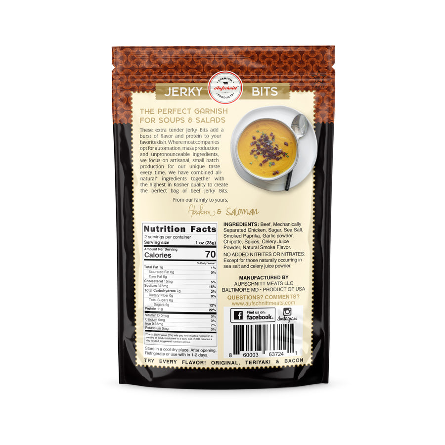 Jerky Bits - Sweet Chipotle
