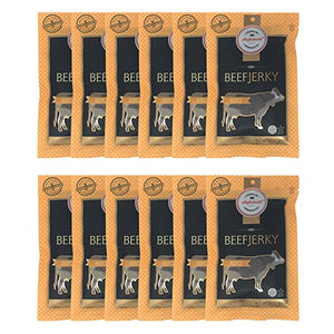 Beef Jerky Case - 12 Pack