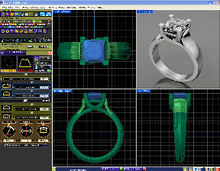 MATRIX 3D JEWELRY DESIGN SOFTWARE Chalmers Jewelers