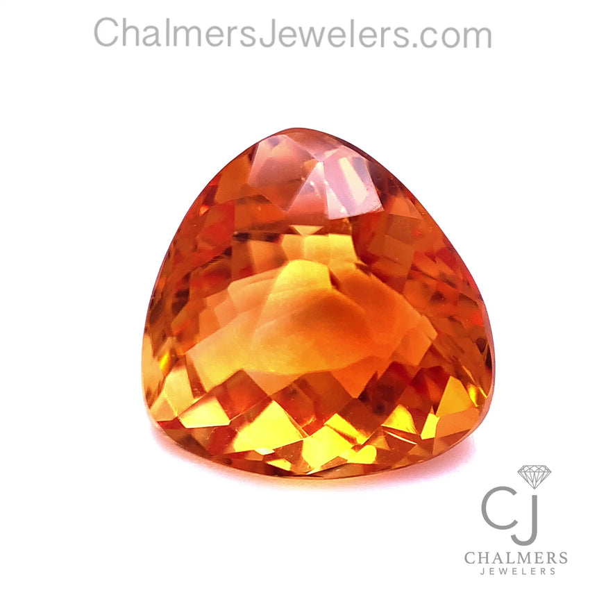 5.70ct Natural Citrine