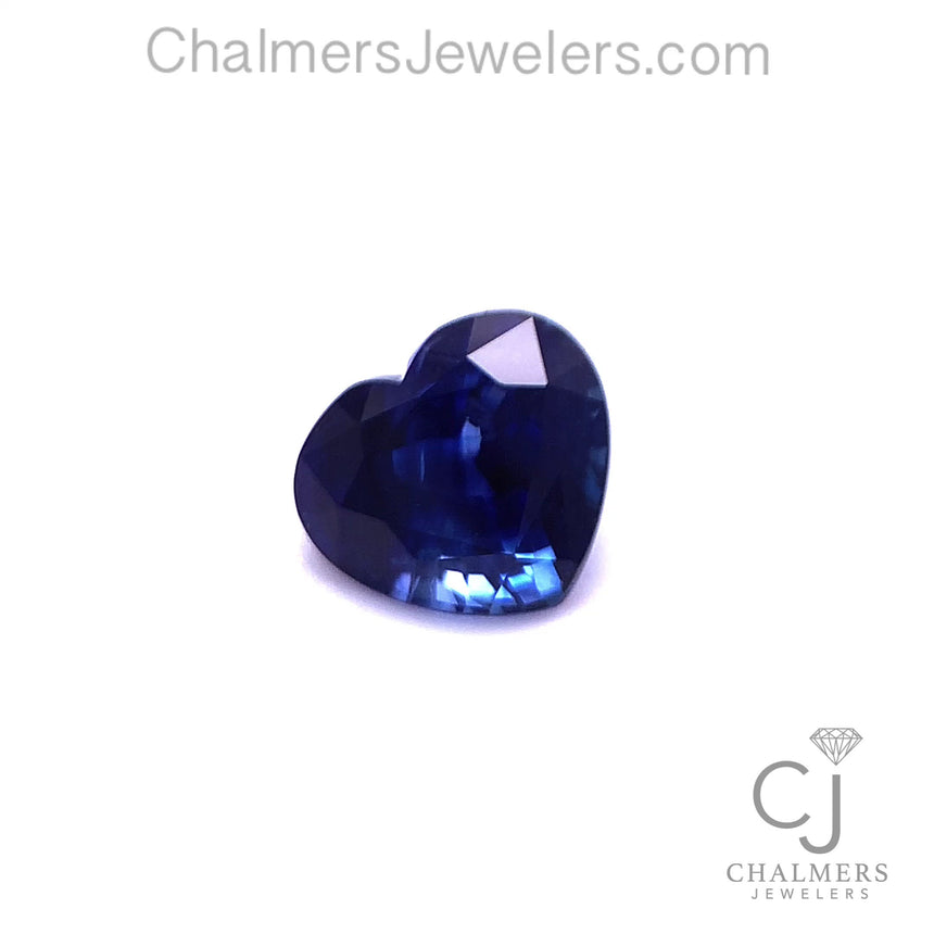 2.06ct Natural Sapphire
