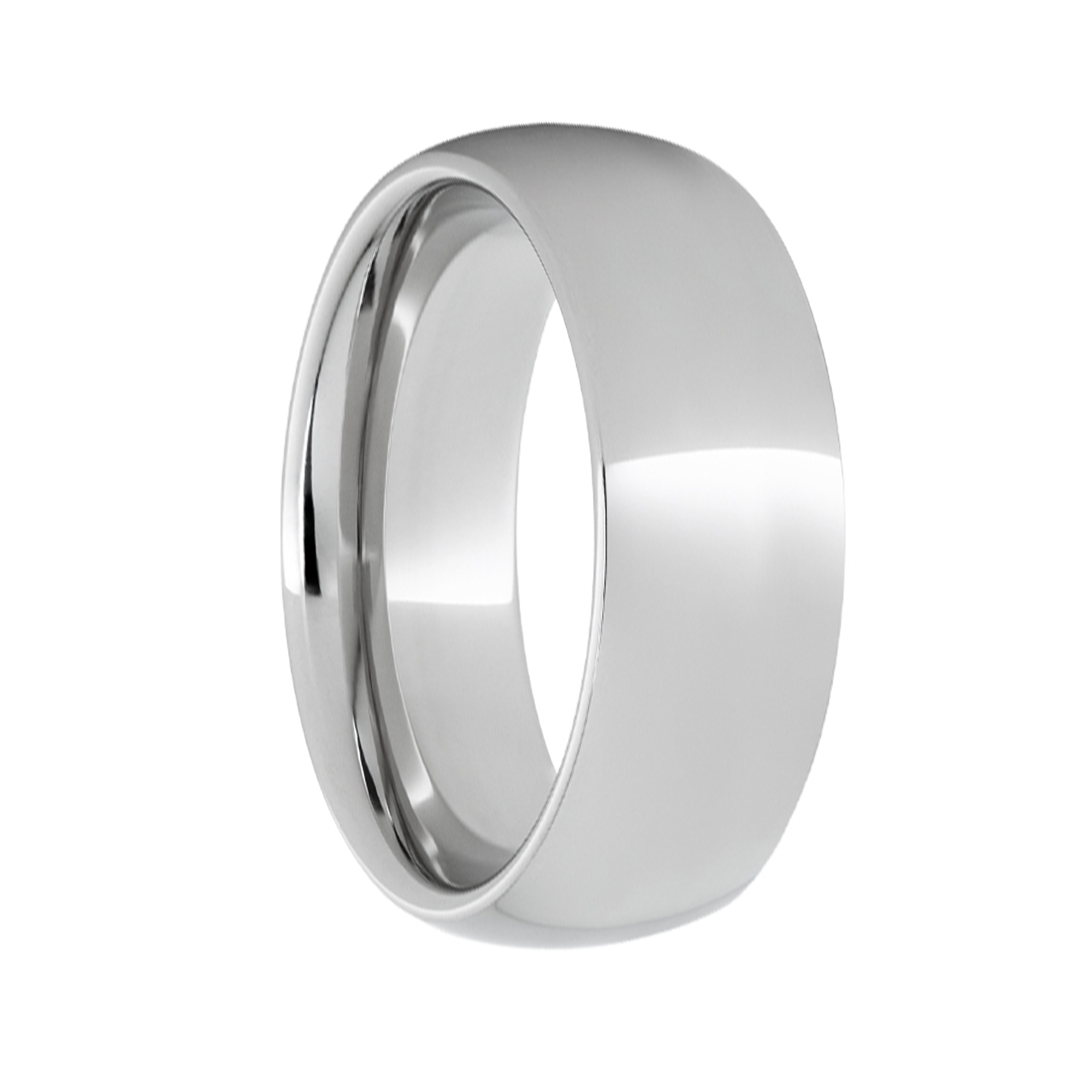 Serinium Domed Band