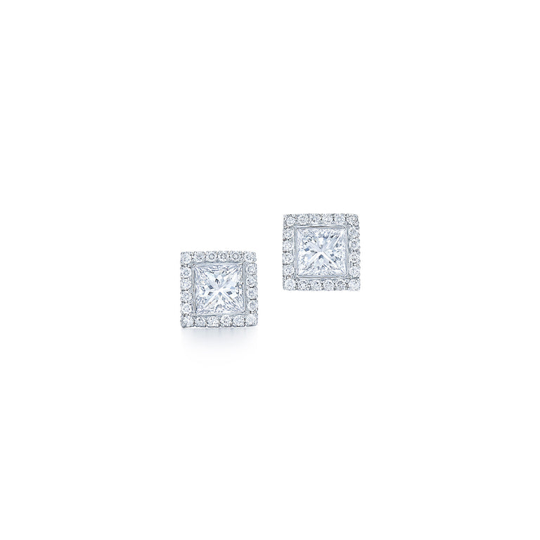 Silhouette Stud Earrings