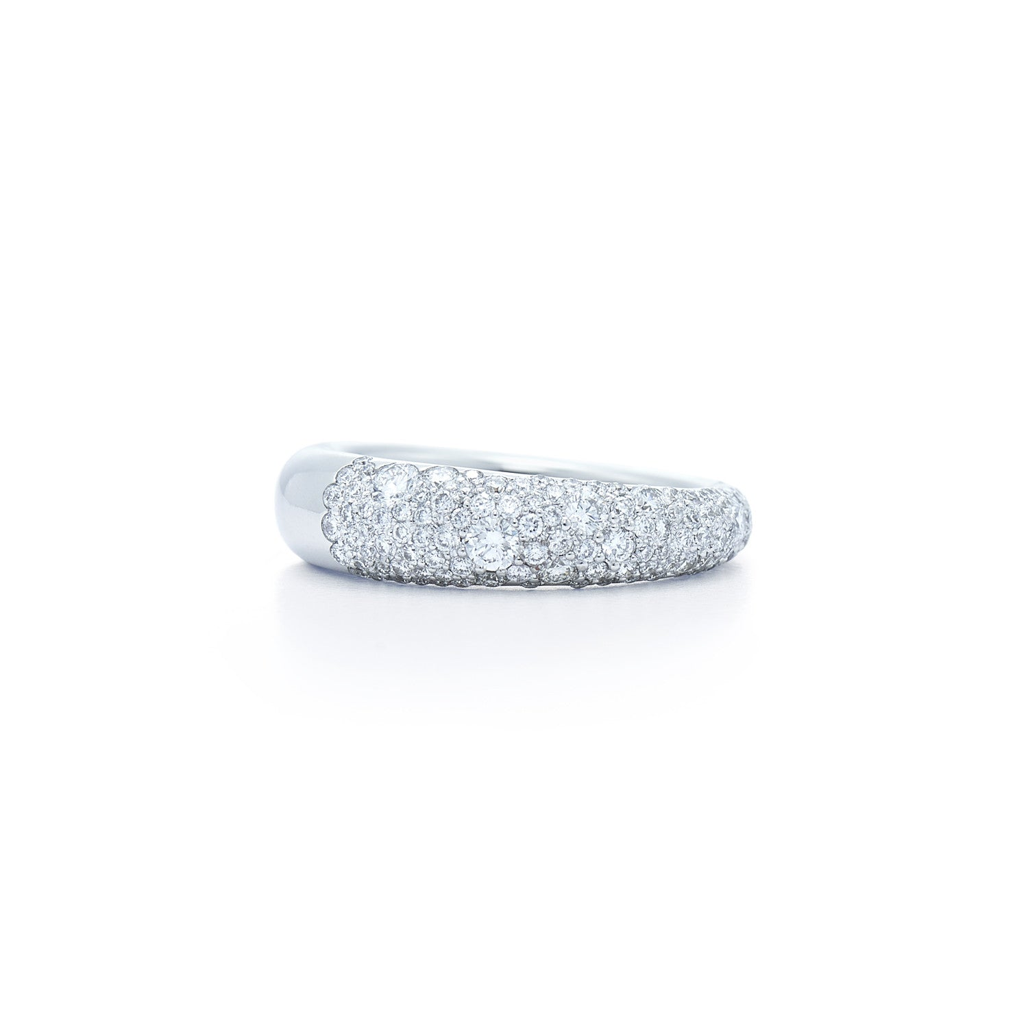 Cobblestone Diamond Ring