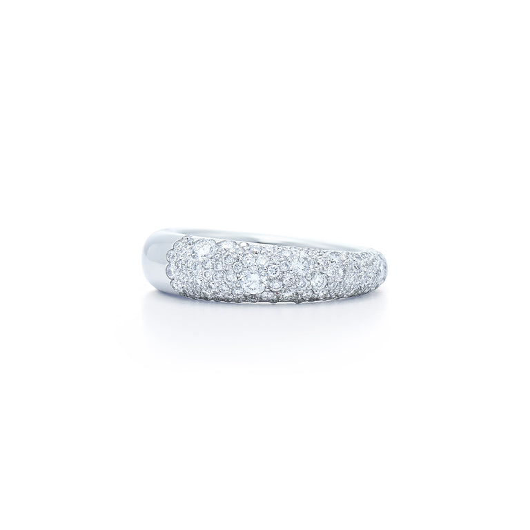 Cobblestone Diamond Ring - Chalmers Jewelers