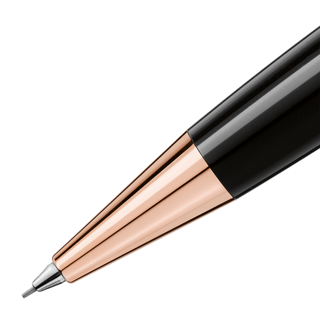 Montblanc Meisterstück Rose Gold-Coated Classique Mechanical Pencil 0.7 mm - Chalmers Jewelers