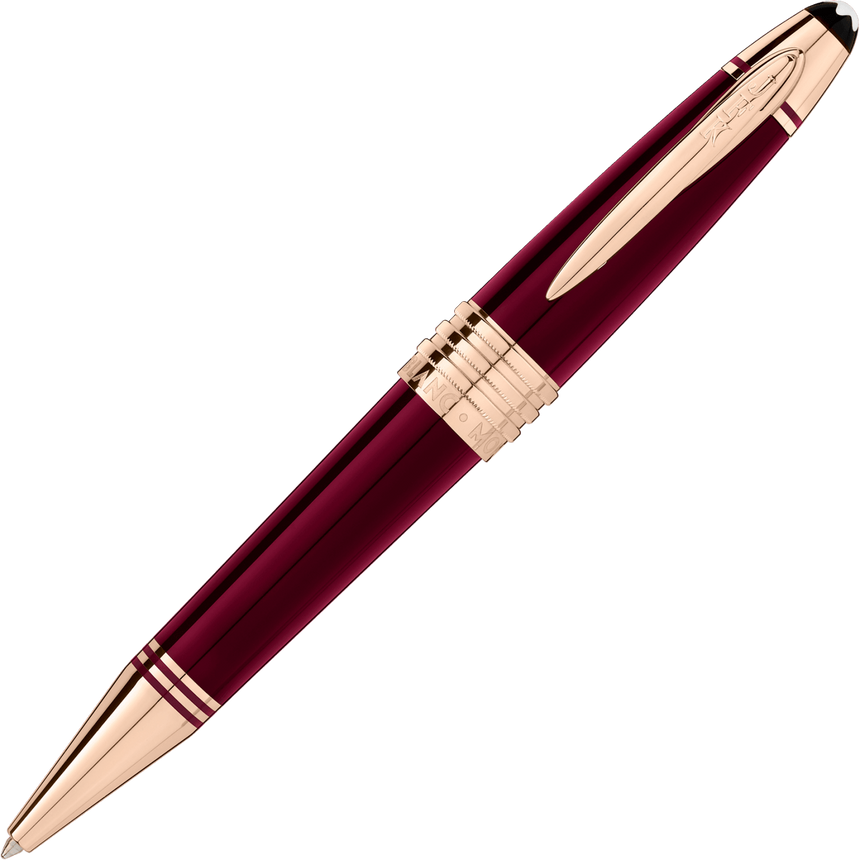 Montblanc John F. Kennedy Special Edition Burgundy Ballpoint - Chalmers Jewelers