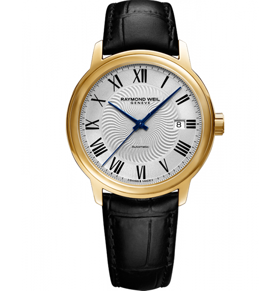 Raymond Weil Maestro Automatic in Yellow