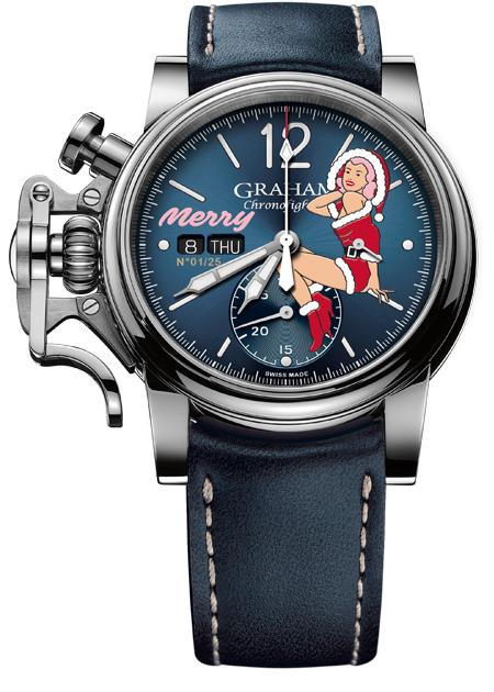 CHRONOFIGHTER VINTAGE NOSE ART COLLECTION