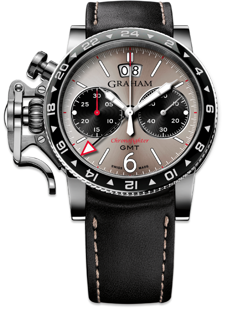 CHRONOFIGHTER VINTAGE GMT COLLECTION - Chalmers Jewelers