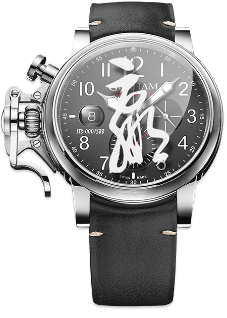 "CHRONOFIGHTER GRAND VINTAGE GRAFFITI ""WIN"" - Chalmers Jewelers"