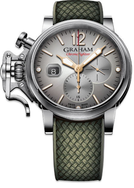 CHRONOFIGHTER GRAND VINTAGE COLLECTION - Chalmers Jewelers