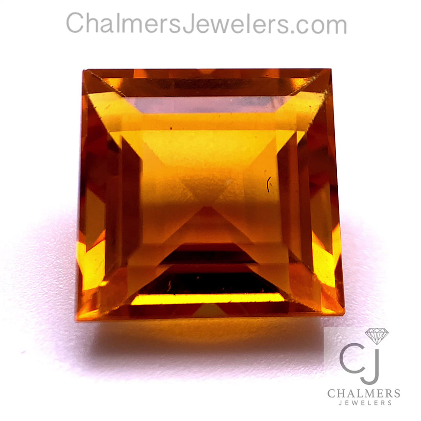 8.75ct Natural Citrine