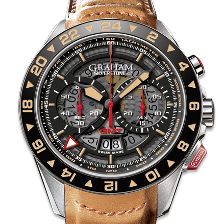 SILVERSTONE RS GMT - Chalmers Jewelers
