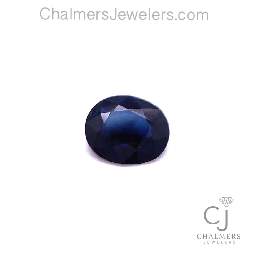 1.23ct Natural Sapphire