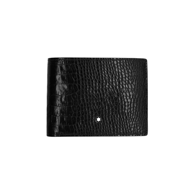 Montblanc Meisterstück Leather Wallet - Black - Chalmers Jewelers