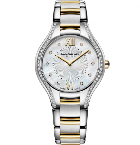 Raymond Weil Noemia Mother of Pearl