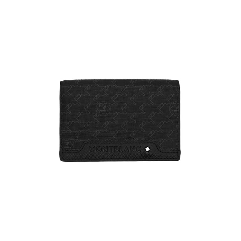 Montblanc Meisterstück Signature Wallet - Black - Chalmers Jewelers