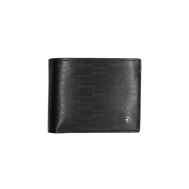 Montblanc Westside Leather Wallet - Black - Chalmers Jewelers
