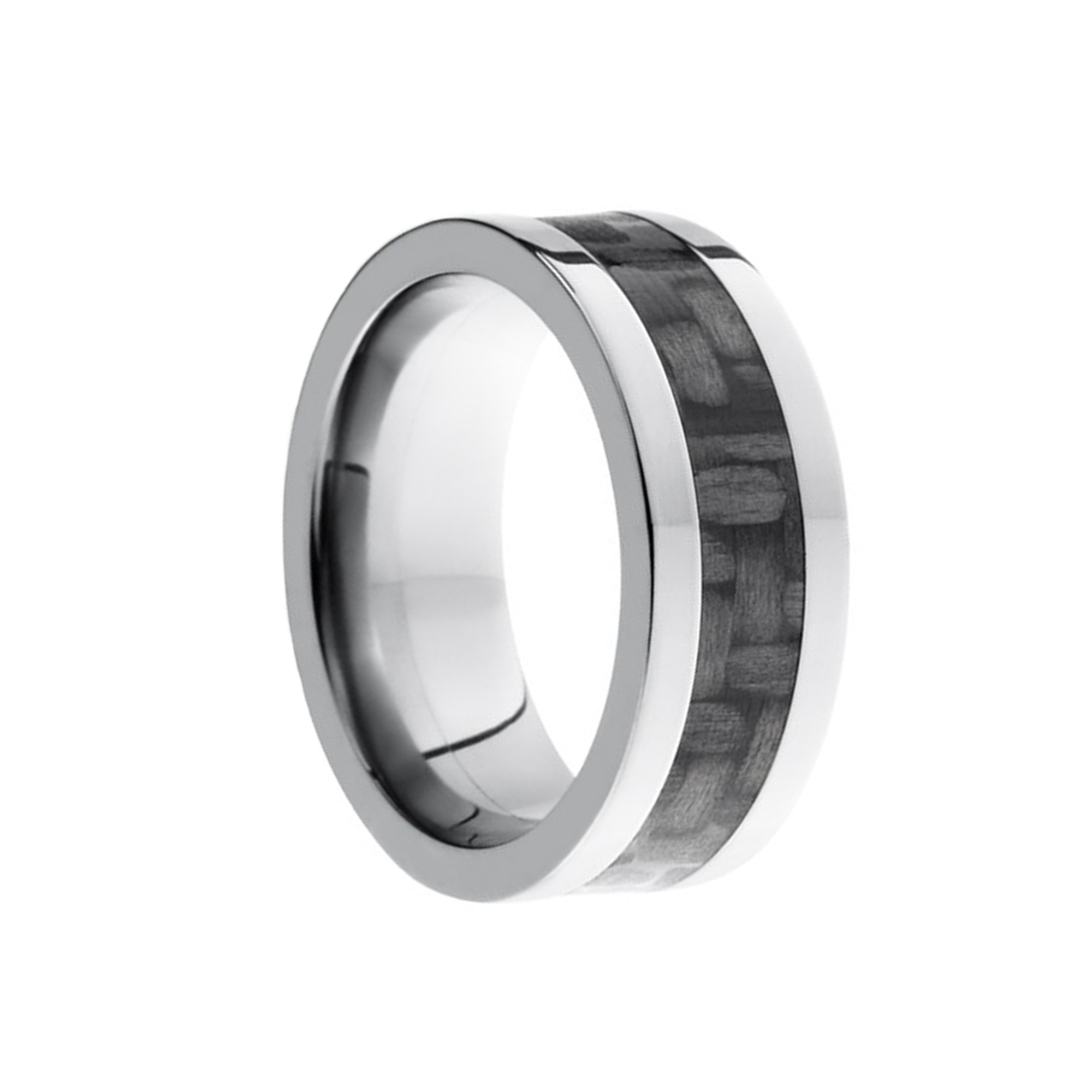 Woven Polished Band