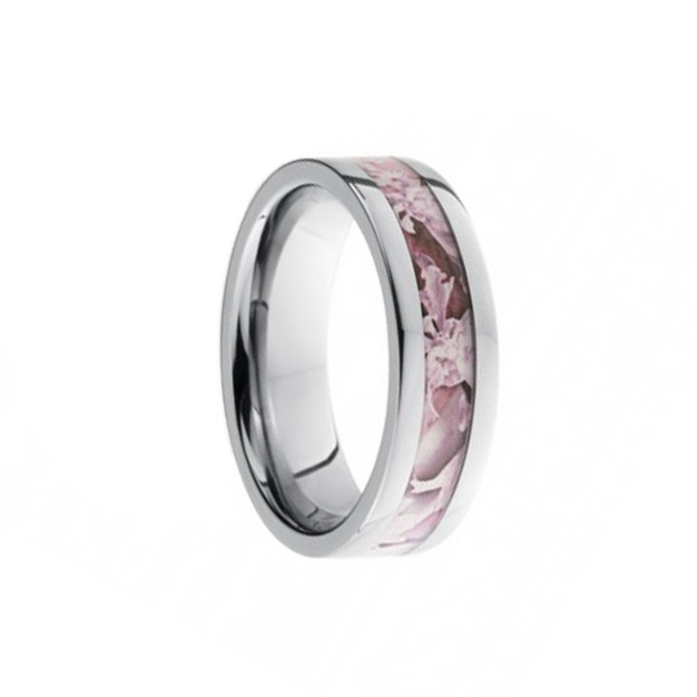 King's Pink Camo Band - Chalmers Jewelers