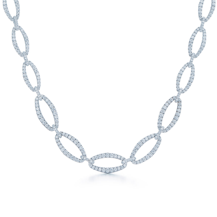 Kwiat Madison Avenue Diamond Necklace - Chalmers Jewelers
