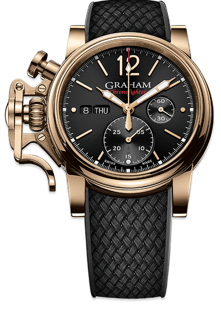 CHRONOFIGHTER VINTAGE BRONZE COLLECTION - Chalmers Jewelers