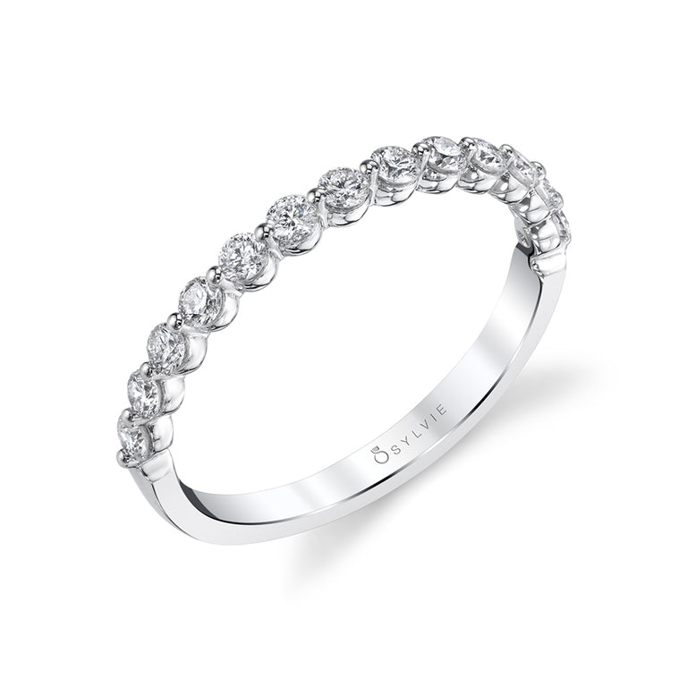 Stackable Wedding Band B1P13-0042 - Chalmers Jewelers