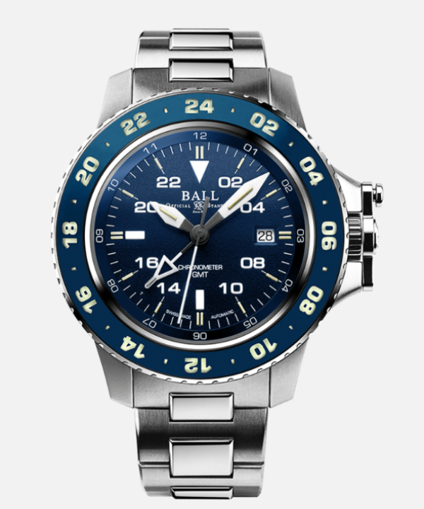 Engineer Hydrocarbon AeroGMT Collection - Chalmers Jewelers