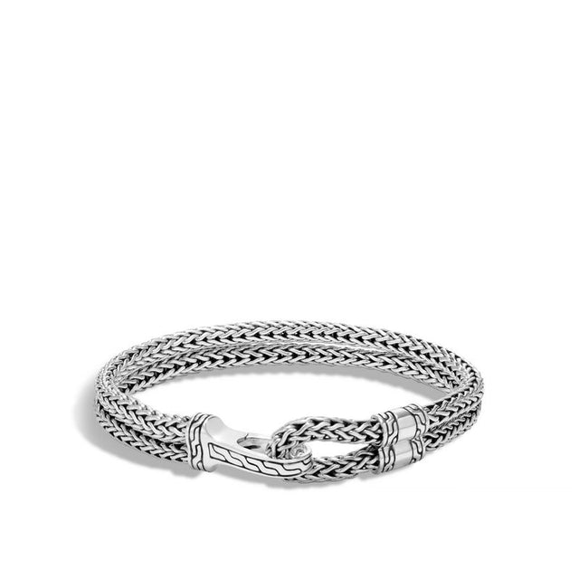 Classic Chain Hook Clasp Bracelet - Chalmers Jewelers