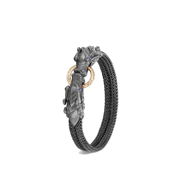 Naga Station Blackened Bracelet - Chalmers Jewelers