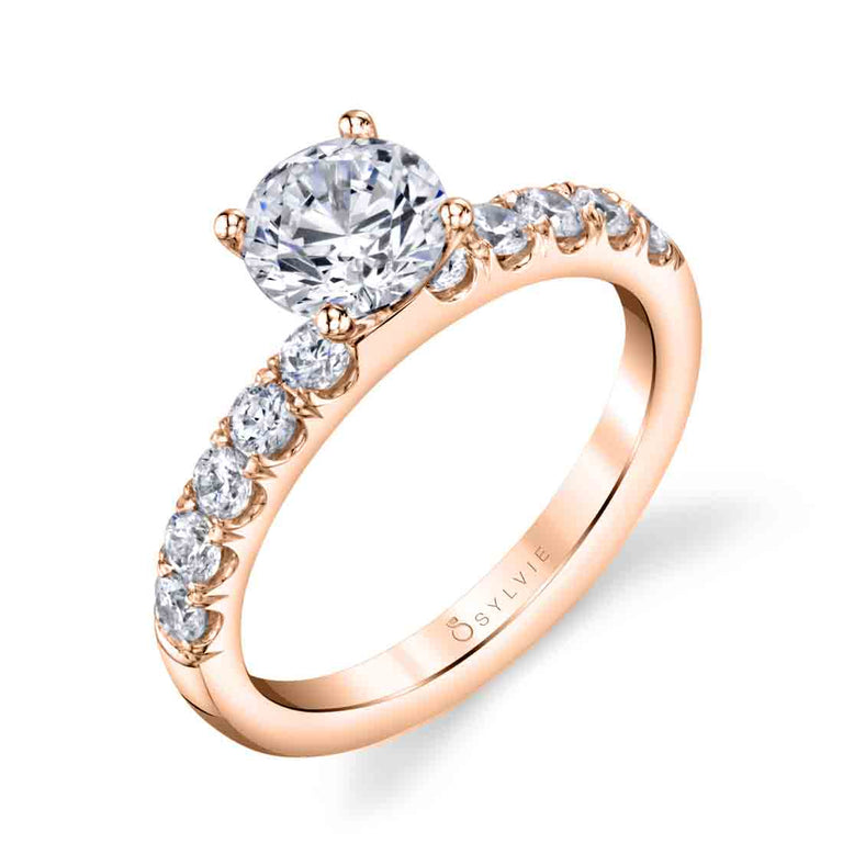 Solitaire Engagement Ring SBUP10-0050 - Chalmers Jewelers