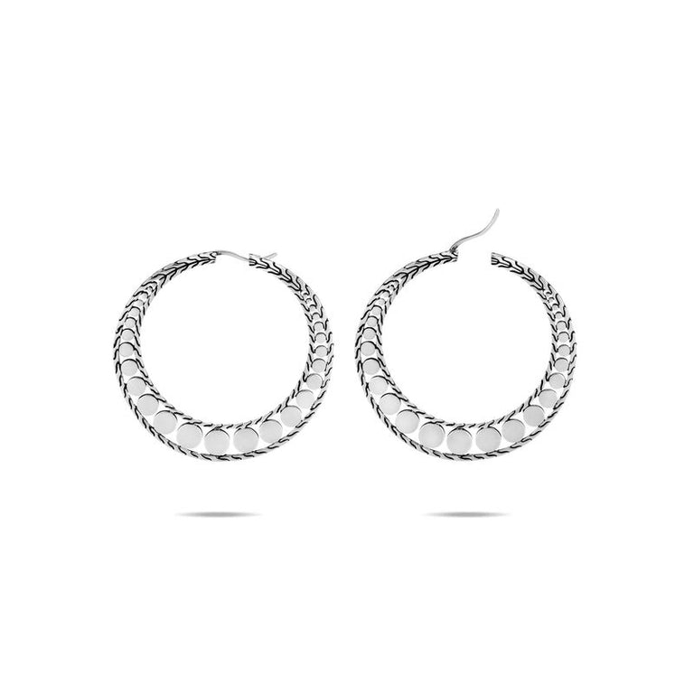 Small Hoop Earring - Chalmers Jewelers