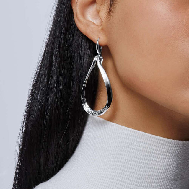 Asli Classic Chain Link Drop Earring - Chalmers Jewelers