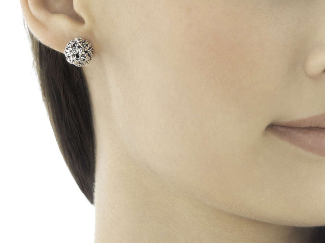 Classic Chain Stud Earring - Chalmers Jewelers