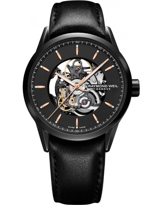 Raymond Weil Freelencer Skeleton Automatic